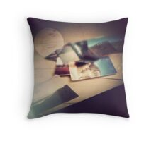 Oh, these marvelous things. Throw Pillow