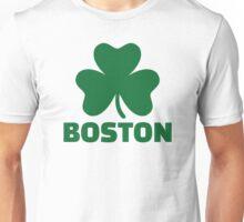 Boston shamrock Unisex T-Shirt