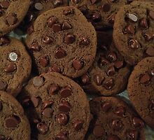 Double Chocolate Chip Cookies by EliseMarie