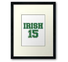 Irish St. Patrick's day 2015 Framed Print