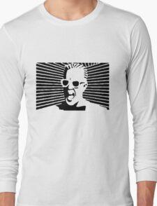 Max Headroom Long Sleeve T-Shirt