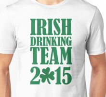 Irish drinking team 2015 Unisex T-Shirt
