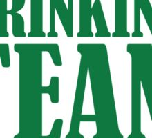 Irish drinking team 2015 Sticker