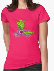 beetroot to yourself Womens Fitted T-Shirt