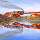 Victoria Viaduct by Rasendyll