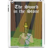 Sword in the Stone iPad Case/Skin