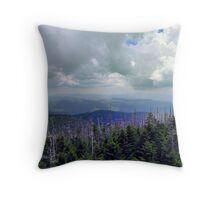 Clingham's Dome Throw Pillow