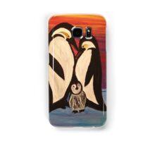 Arctic Penguin  Samsung Galaxy Case/Skin