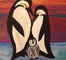 Arctic Penguin  by EliseMarie