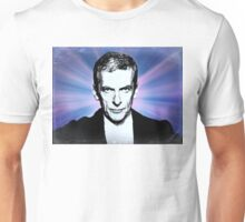 Dr Who Peter Capaldi Poster Sketch Unisex T-Shirt