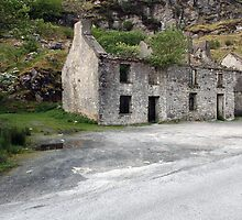 Gap of Dunloe house by John Quinn