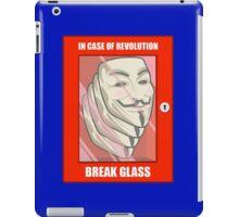 Vendetta Revolution iPad Case/Skin