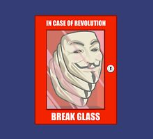 Vendetta Revolution Unisex T-Shirt