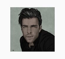 ZACHARY QUINTO. Unisex T-Shirt