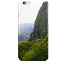 View from Mt Kaputar iPhone Case/Skin