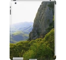 View from Mt Kaputar iPad Case/Skin