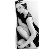 Anxiety 1 - Isolation - Self Portrait iPhone Case/Skin