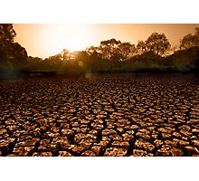 Balyang Sunset Photographic Print
