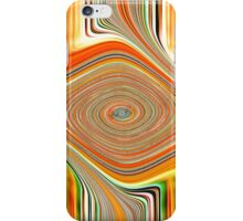 Orange and Lemon Abstract. iPhone Case/Skin