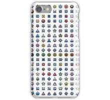 Halo Medal Collection iPhone Case/Skin