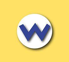 Wario's Emblem by minimalgame