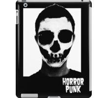 Horror Punk Skullface iPad Case/Skin