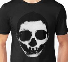 Horror Punk Skullface Unisex T-Shirt