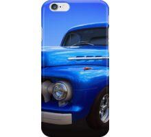 Bright Blue iPhone Case/Skin