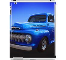 Bright Blue iPad Case/Skin