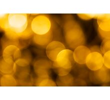 Abstract lights Photographic Print