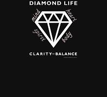 Diamond Life: Clarity ∞ Balance  Unisex T-Shirt