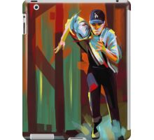 The Showdown iPad Case/Skin