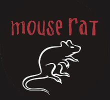MOUSE RAT  by bethsemporium