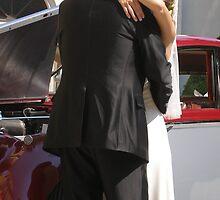 Wedding hug by Valli  aka Frankiesgirl