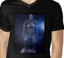 The Visitor Mens V-Neck T-Shirt