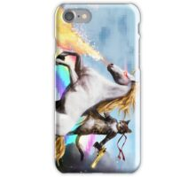 Upstate Supply Co- Unicorn Cat Case iPhone Case/Skin