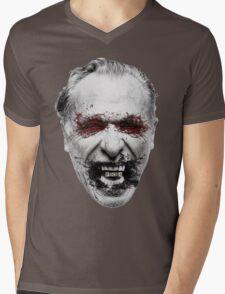 Bukowski 5 Mens V-Neck T-Shirt