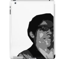 The Recliner Cast Logan! iPad Case/Skin
