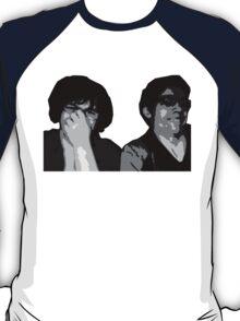 The Recliner Cast Logo! T-Shirt