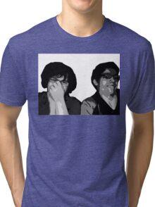 The Recliner Cast Logo! Tri-blend T-Shirt
