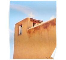 Pueblo Prayers Poster
