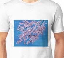 Love among the cherry blossoms Unisex T-Shirt