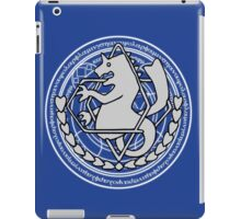 The Stately Alchemist iPad Case/Skin