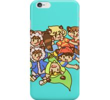 The smash kid crew iPhone Case/Skin