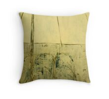 Wednesday morning Throw Pillow