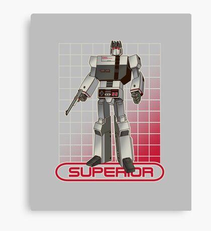 Superior Entertainment System Canvas Print