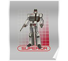 Superior Entertainment System Poster