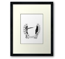 Accio Women's Rights  Framed Print