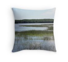 Grassy Throw Pillow