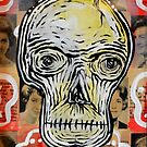 Skull Man by David Irvine
